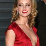 Amber Heard braless 1
