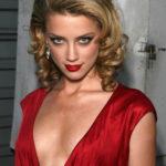Amber Heard braless 2