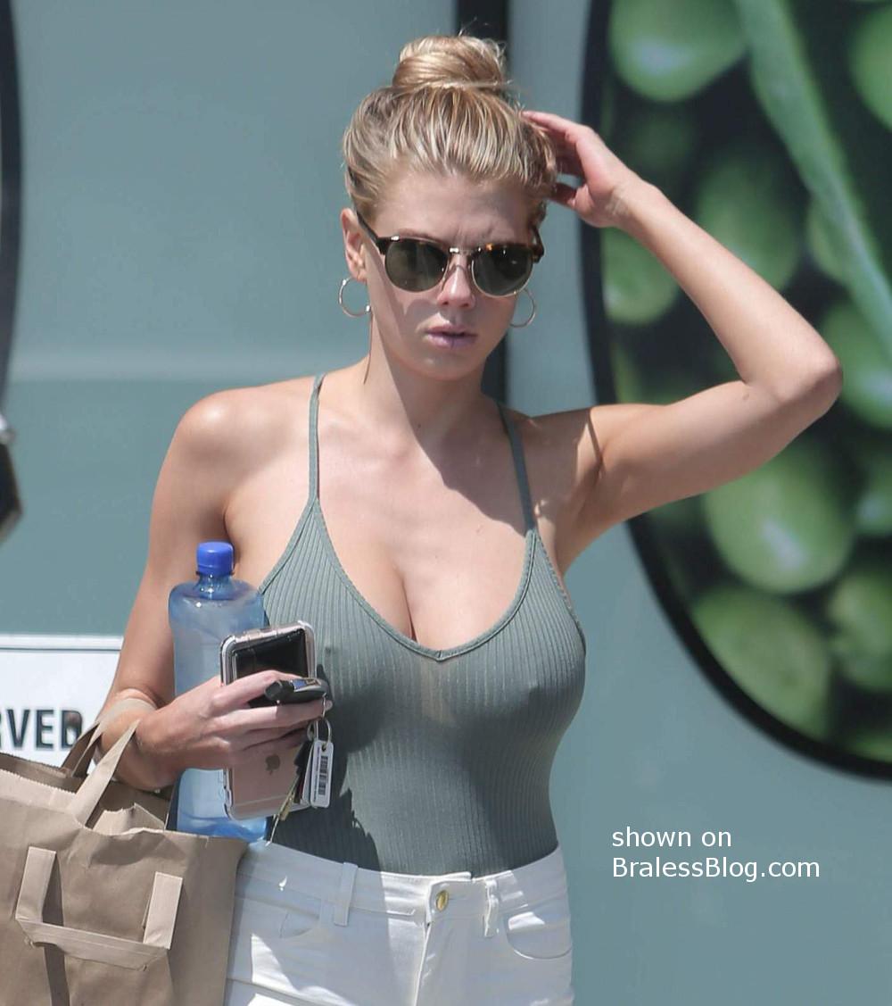 charlotte mckinney boobs 2