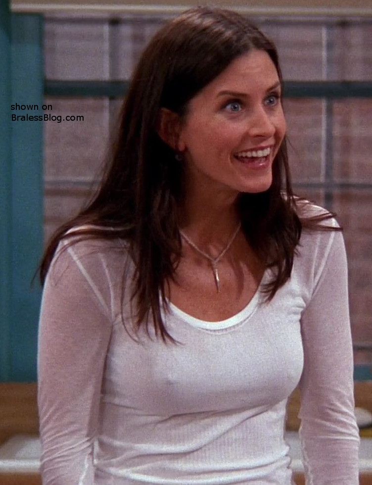 Very courtney cox nipples sorry