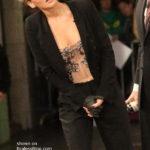 Jennifer Lawrence braless 4