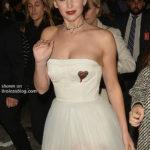 Jennifer Lawrence braless 5