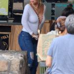 Mariah Carey bodysuit pokies