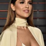 Eiza Gonzalez oscars braless