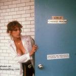 Jamie Lee Curtis cleavage