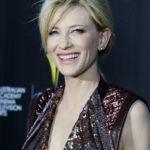 Cate Blanchett cleavage