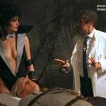 Geena Davis cleavage Transylvania