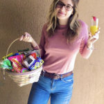 braless easter candy